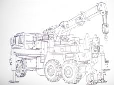 Foden.Wheeled Recovery vehicle. Operating Information.